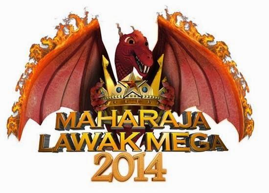Tak Layan Pun Lagi Maharaja Lawak Mega 2014!