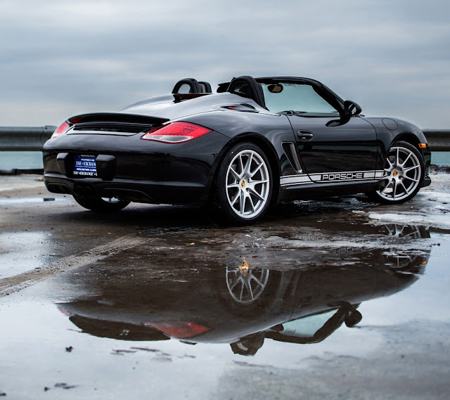 Galaxy S3 Wallpaper - Boxster Spyder