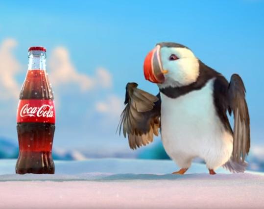 Lied aus der Werbung: Coca-Cola Werbung 2016 - Polarbären ... Miranda Kerr
