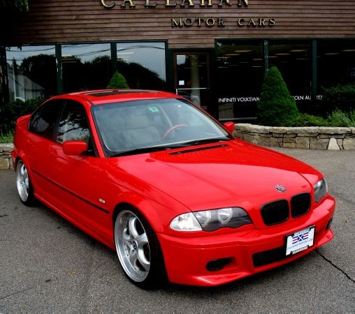 Just A Car Geek: 1999 Supercharged BMW 323i