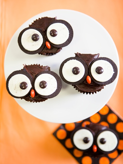 Owl Cupcakes Ideas Owl Cupcakes