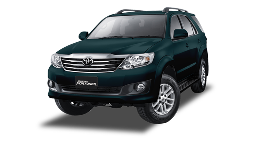 Grand New Fortuner Dark Steel Mica