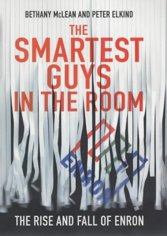 enron the smartest guys in the room essay This paper will focus on the business ethics issues at enron that were raised from  the documentation enron: the smartest guys in the room, from cognitive.