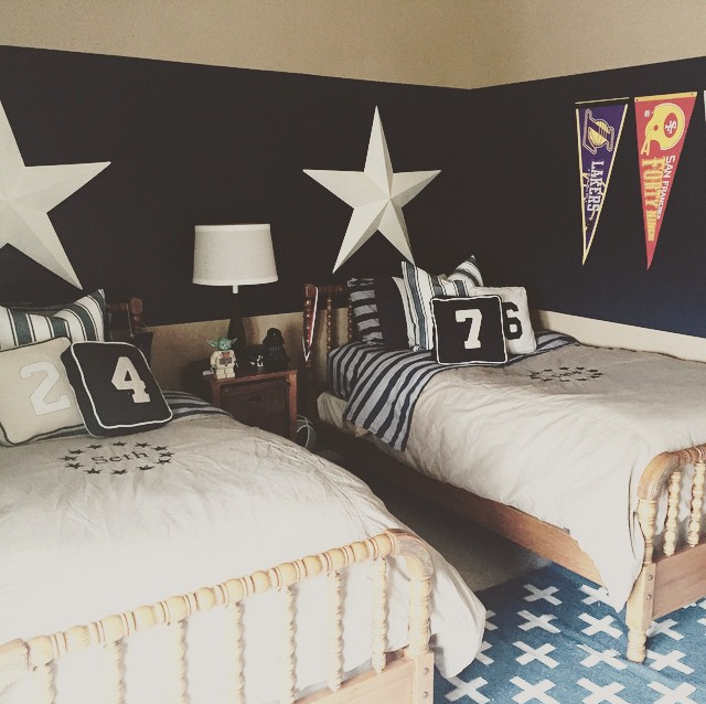 Creative Kid Rooms - @randigarrettdesign