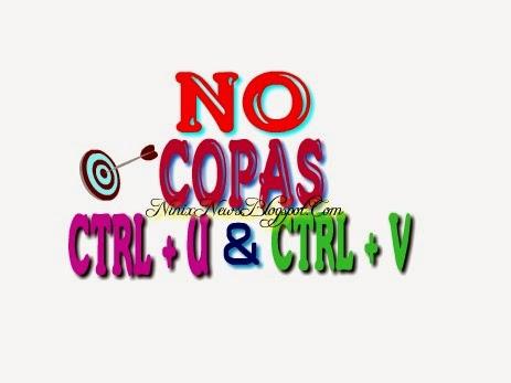 Cara Pasang Anti Copas Klik Kanan Dan Kontrol U