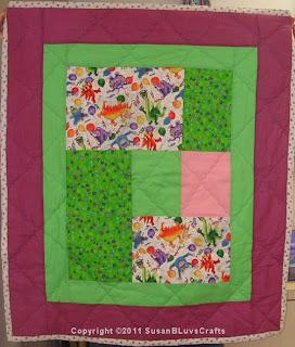 simple quilt design