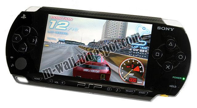 Daftar Harga PSP Baru/Bekas Tahun 2012