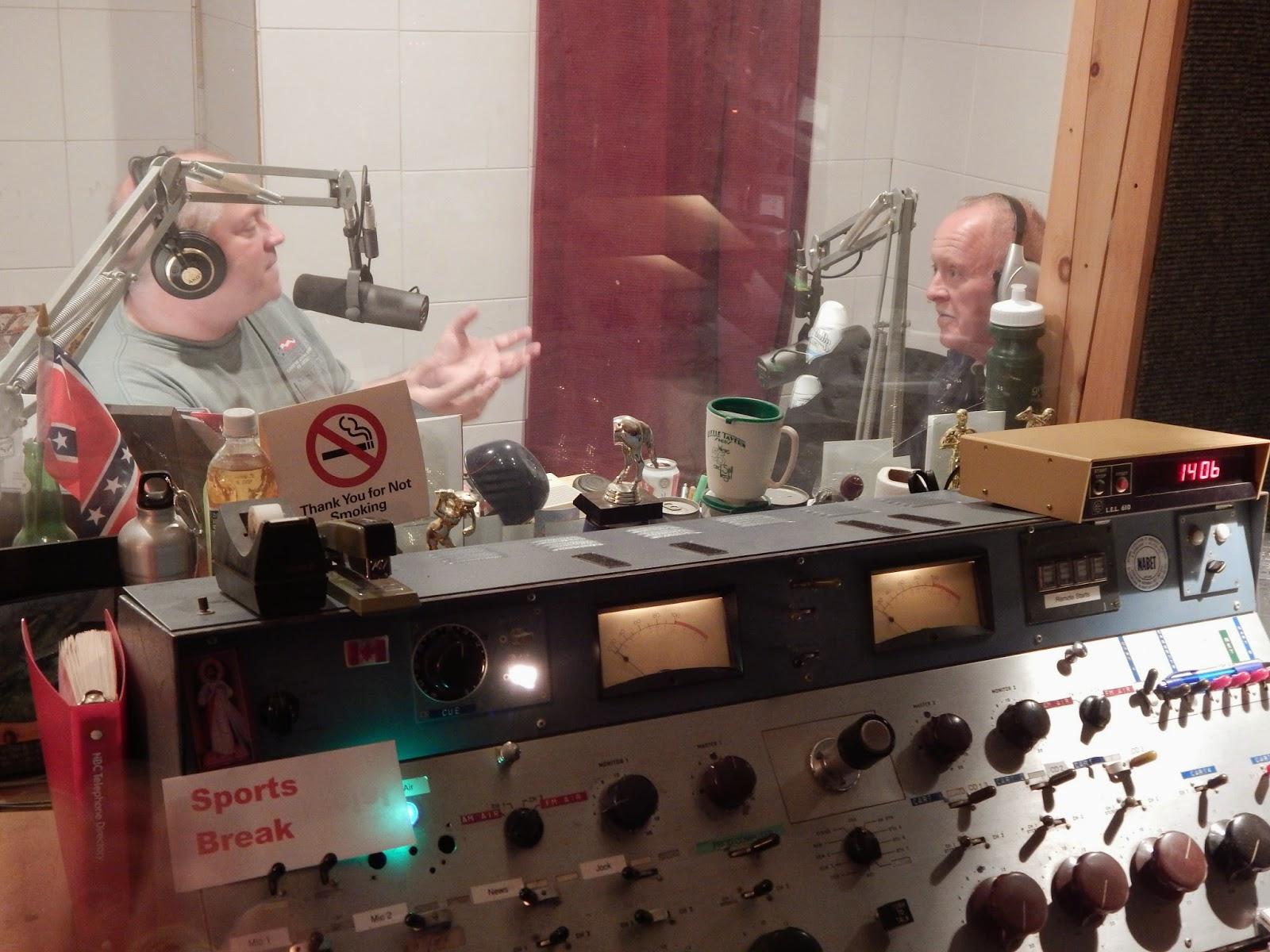Radio Operations Desk: November 2014