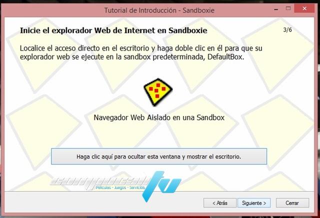 Sandboxie Español Full 4.12 Final