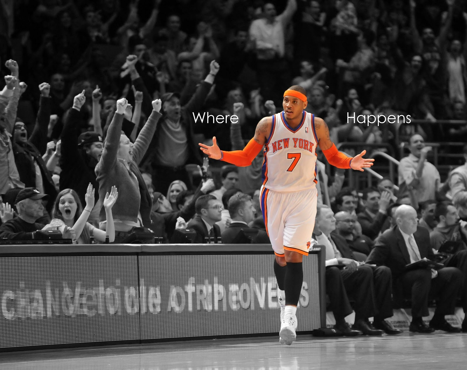 carmelo anthony hd wallpapers nba nba wallpapers basket