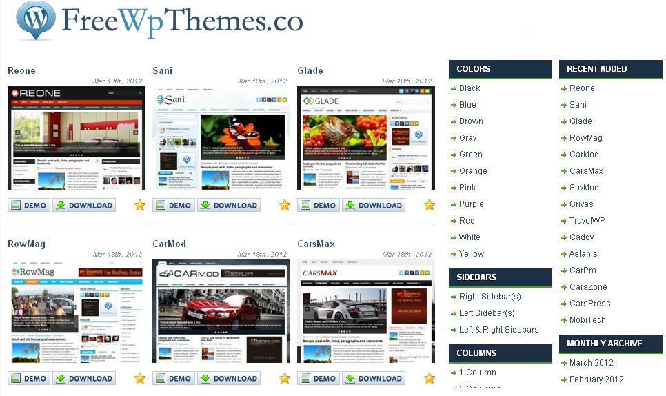 700+ temas para WordPress, elegantes y gratuitos | Una Zona Geek