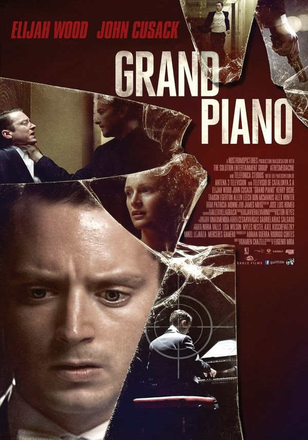 Grand Piano 2014 Full Movie Online Free