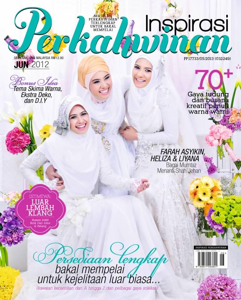 inspirasi perkahwinan fy sangat suka majalah inspirasi perkahwinan