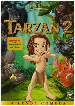Download - Tarzan 2 - DVDRip Dublado