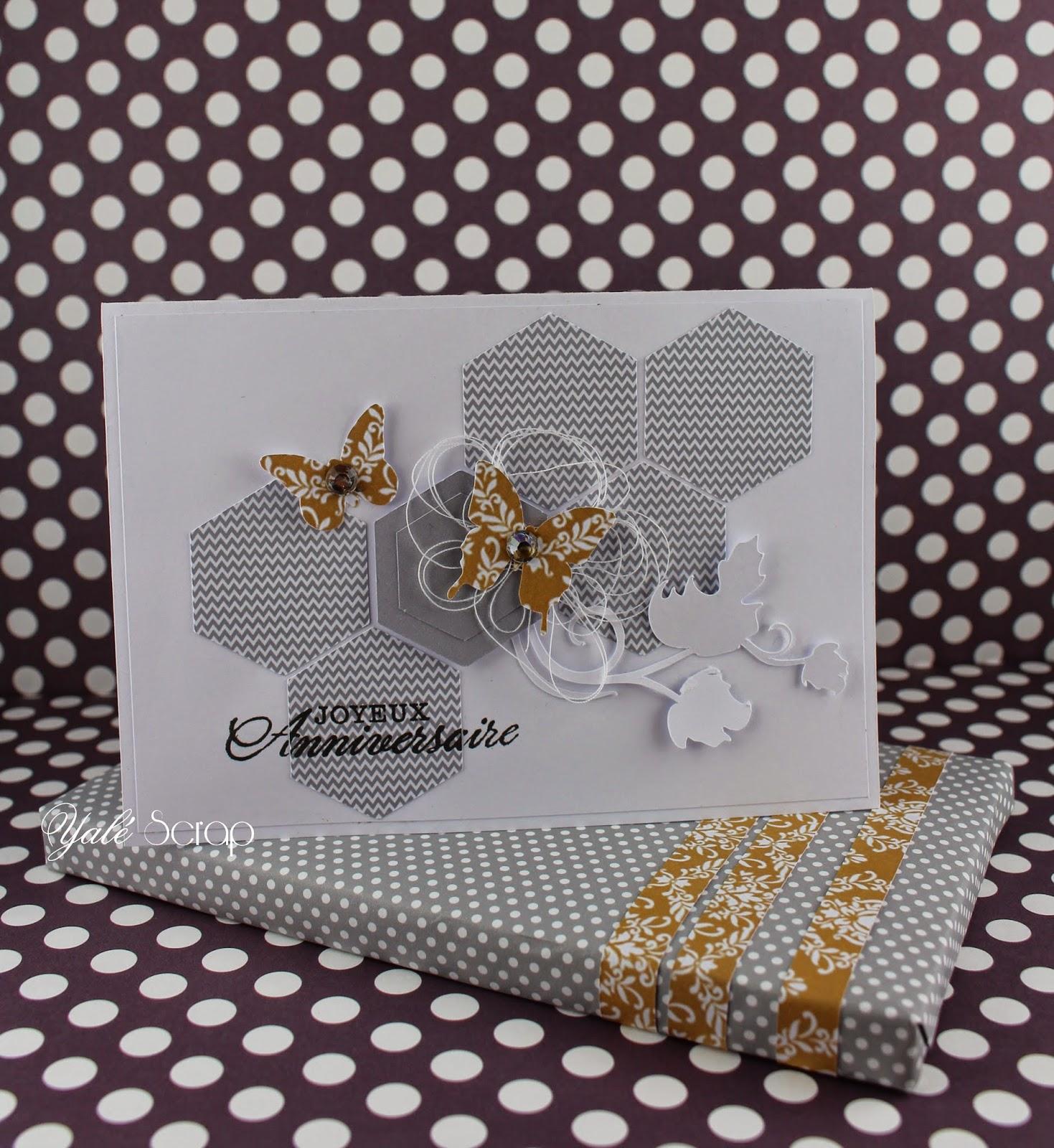 image paquet cadeau anniversaire. Black Bedroom Furniture Sets. Home Design Ideas