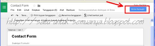 cara menggunakan google formulir untuk membuat contact form-5