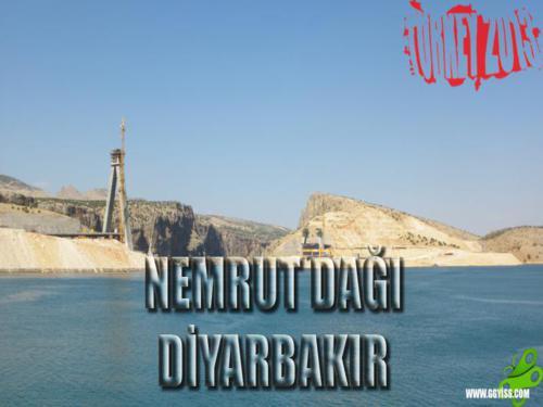 2013/08/22 Turkey2013 38. Gün (Nemrut Dağı - Diyarbakır)