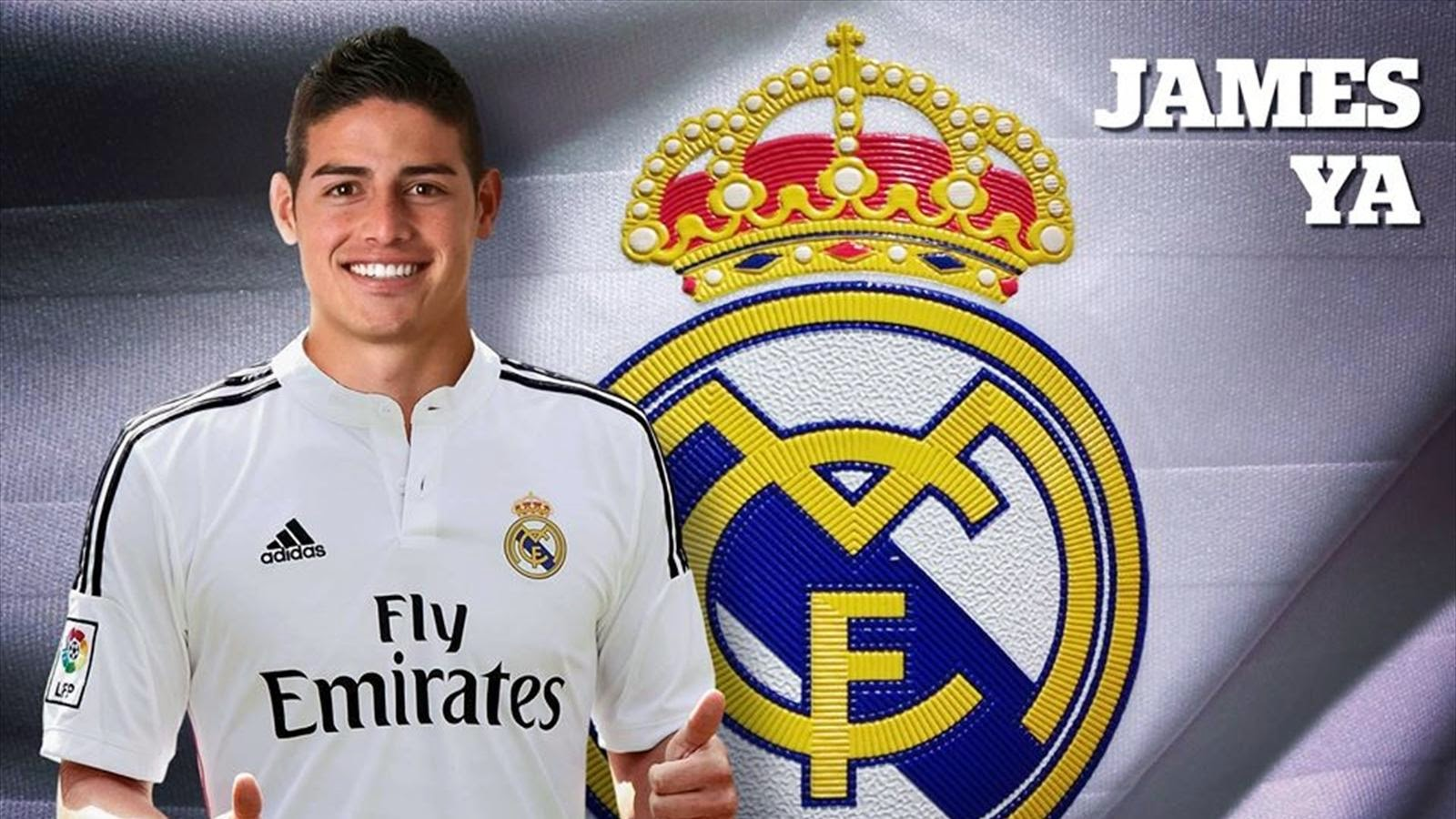 James Rodriguez Spanish club Real Madrid wallpapers Wallpapers