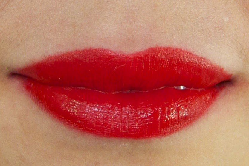 L'oreal Infallible Lipstick Red beauty makeup
