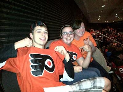 Flyers fans