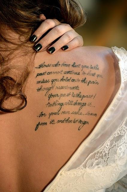 Phrase philosophique pour tatouage - Phrase a tatouer ...