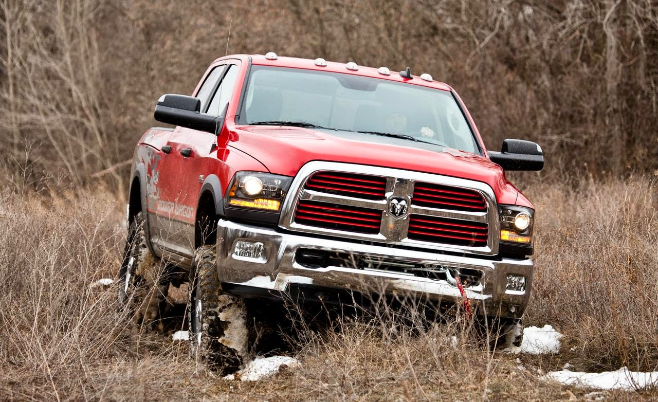 2015 Dodge Ram Power Wagon