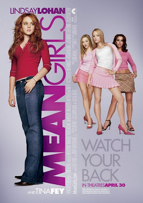 Watch Mean Girls 2004 BRRip Hollywood Movie Online | Mean Girls 2004 Hollywood Movie Poster