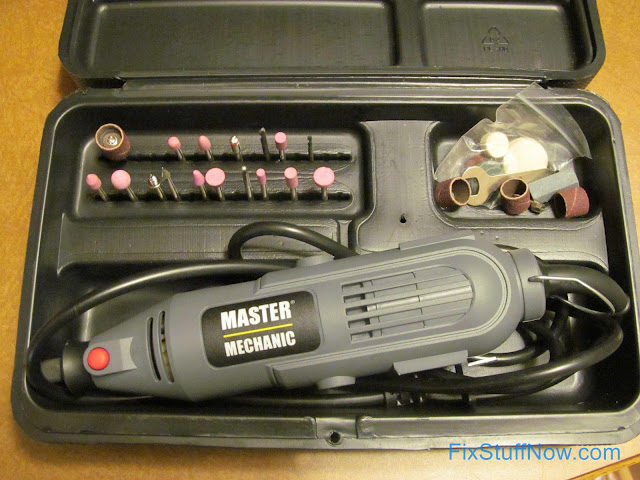 Master Mechanic Rotary Tool - Box 2
