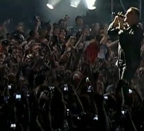 iphone taping concert