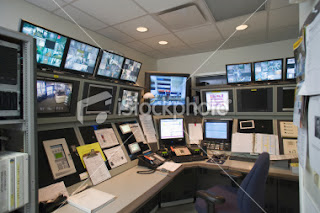 dedicated control panel