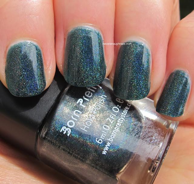 Never Enough Nails: Born Pretty Store Holos!