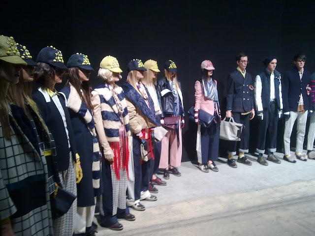 Pitti Uomo 83 - Andrea Pompilio Fall Winter 2013/2014 Woman capsule collection