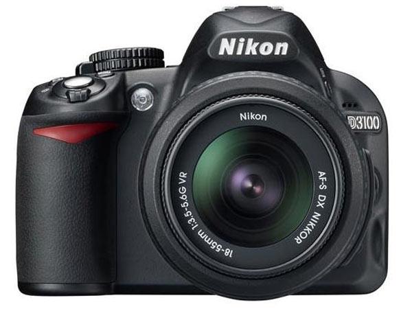 Nikon D3100 DSLR Camera