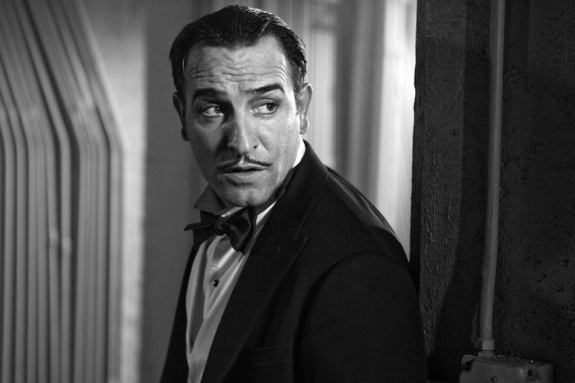 The artist contemporary film classic wins 5 academy awards for Film jean dujardin