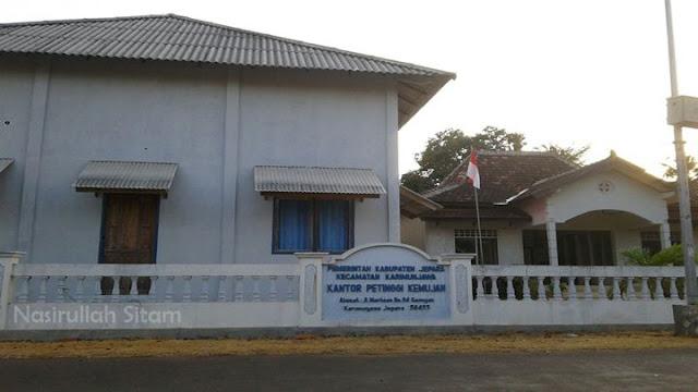 Kantor Balai Desa Kemujan, Karimunjawa