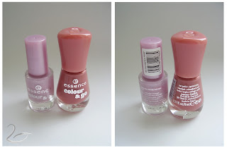 essence colour & go 111 english rose und 36 enchanted fairy