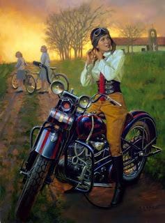 Hiperrealismo Retratos Pinturas Mujeres