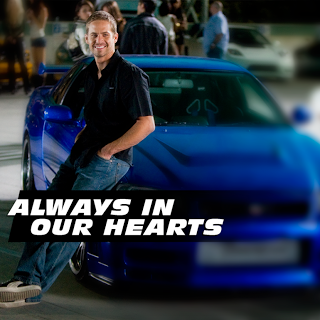 A Tribute to Paul Walker 1973 2013