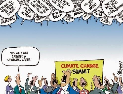 Stuart Carlson: UNFCCC Rhetoric Layer.