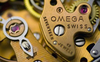 Omega Watch Gears HD Wallpaper