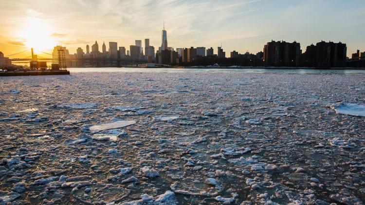 """La Tierra se enfrenta a """"una mini edad del hielo"""