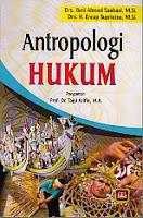 toko buku rahma: buku ANTROPOLOGI HUKUM, pengarang beni ahmad saebani, penerbit pustaka setia