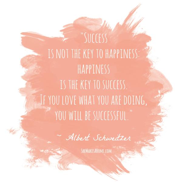 Success keys in life