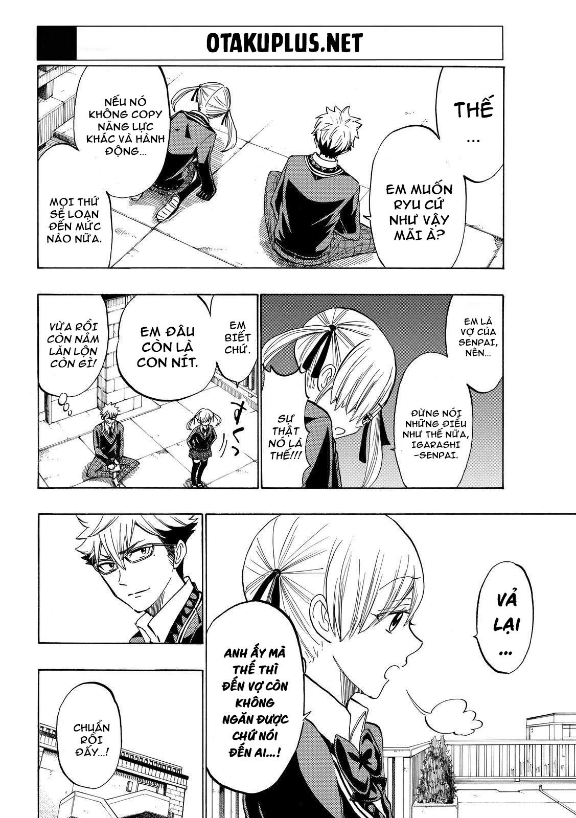 Yamada-kun to 7-nin no majo chap 176 page 3 - IZTruyenTranh.com