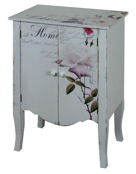 Decoupage para tus muebles manualidades - Decoupage con servilletas en muebles ...