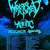 WRETCHED ANNOUNCE HEADLINING TOUR