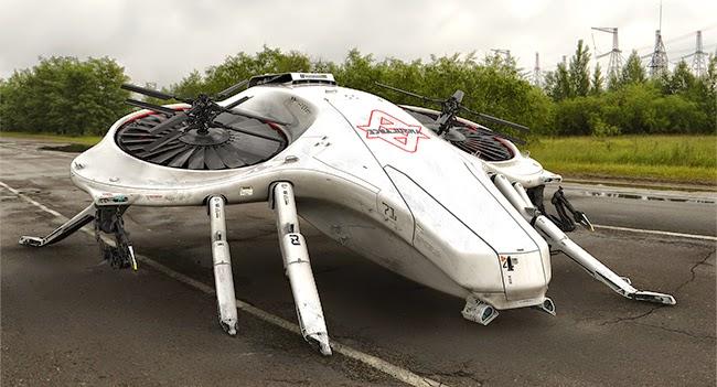 pesawat masa depan