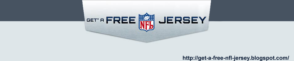 Get a Free NFL Jersey