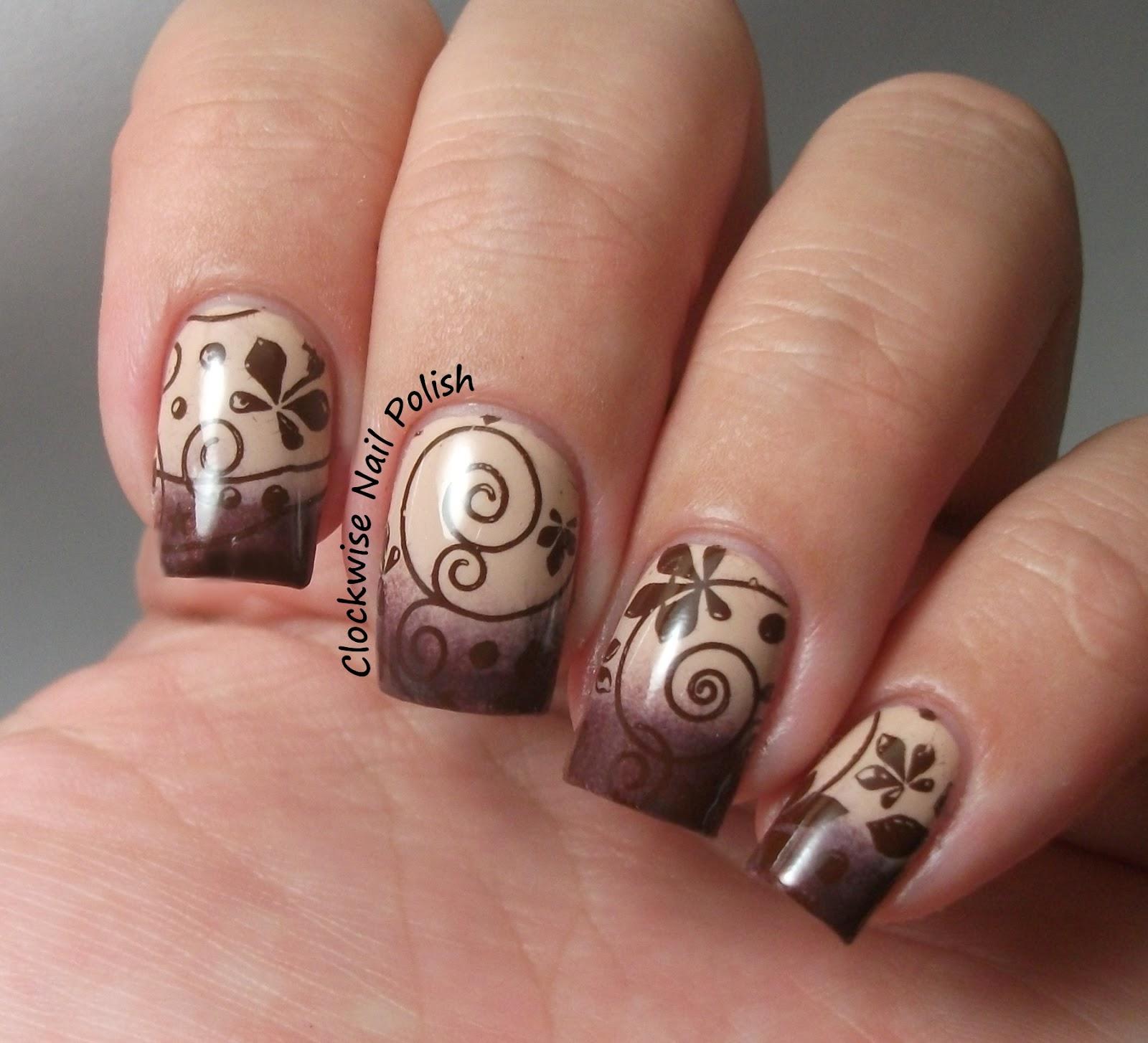 Pro Nail Designs: The Clockwise Nail Polish: Mollon Pro 199 Beige Amber