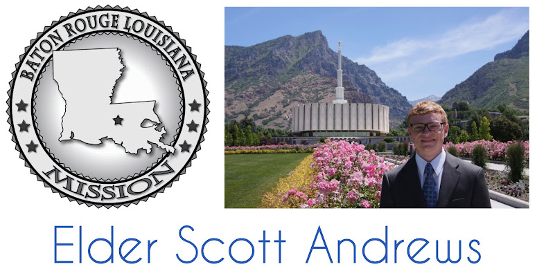 Elder Scott T. Andrews